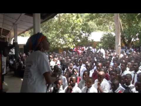 """""""WE FREE"""" Nu LEGACY in Rukupr, Sierra Leone"""