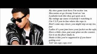 Diggy Simmons-Copy Paste Lyrics
