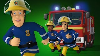 Fireman Sam US New Episodes HD | Missing in the storm  - 1 HOUR Compilation 🚒🔥Kids Movies