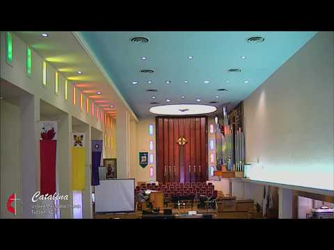 """""""The Long Road Home"""" Catalina United Methodist service July 29, 2018"""