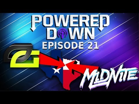 Powered Down #21 - OpTic Gaming MOVING to Texas & Comp CoD Controversy