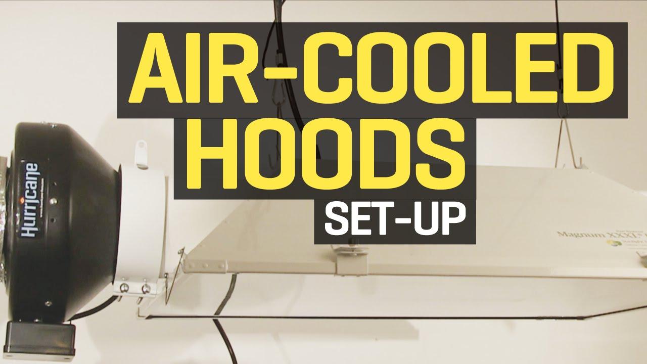 air cooled reflectors do