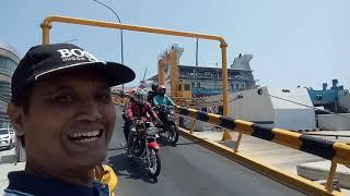 Heboh Yamaha Rx King Indonesia Penuhi Terminal Eksekutif Bakauheni