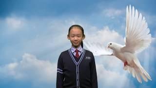 syps的學校朗誦節普通話詩詞獨誦亞軍 - 張芳譽(6A)相片
