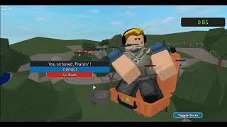 my worst game ever on Arsenal ( Roblox )