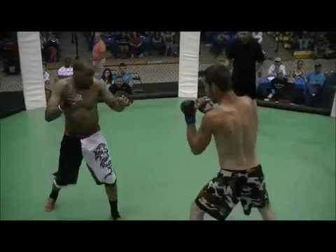 Corey Reynolds vs Chris Gardner MMA bout