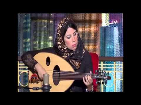 Dubai's Best Female Arabic Oud Player