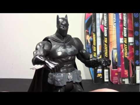 DC Superheroes Knightshadow Batman action figure review