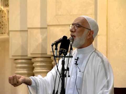 الوصية الجامعة - خطبة و درس الجمعة عمر عبد الكافي 6-3-2015