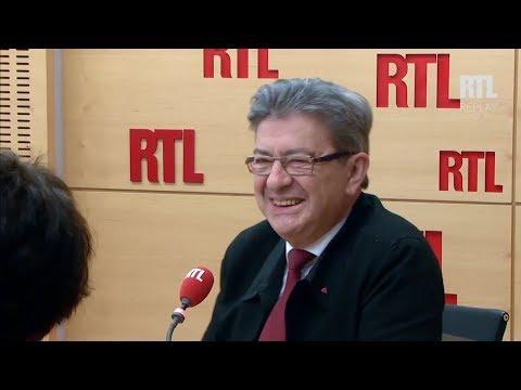 «MACRON APPLIQUE LE PROGRAMME DE LA COMMISSION EUROPÉENNE» - Mélenchon