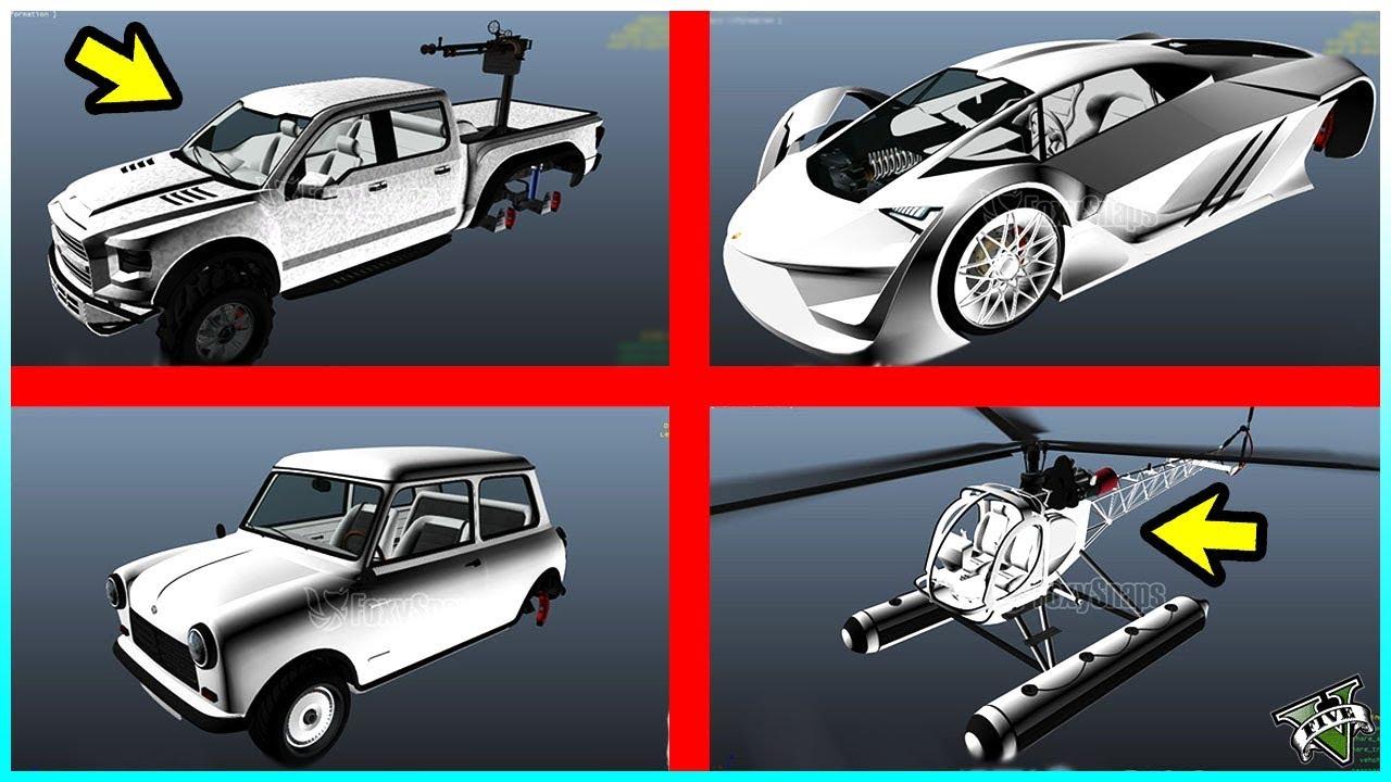 Gta 5 Spezielle Fahrzeuge