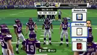 Madden NFL 09 Wii All-Play