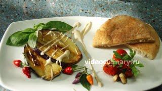 классический соус Тхина - Рецепт Бабушки Эммы