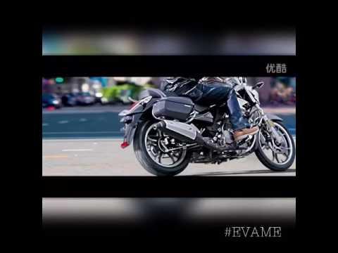 Les Meilleures moto HAOJUE TR150/S HJ150-16/A - EVAME Motorcycles