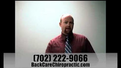 Sciatica Back Pain Chiropractic Las Vegas NV - (702) 222-9066
