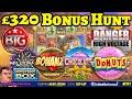 £320 BTG Slots BONUS HUNT: Opal Fruits, Bonanza Megaways (17 spins), Wild Flower & more.