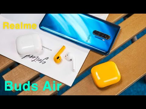 Realme Buds Air Unboxing, First Look & Features......VALUE FOR MONEY!!!