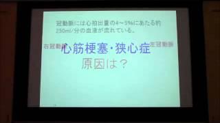 平成27年4月21日開催 心臓病にならないために ~生活習慣との関係~ 【...