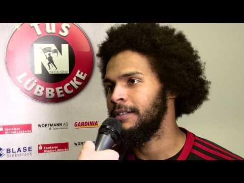 TuS N-Lübbecke vs. TV Hüttenberg: Im Interview Ramon Tauabo