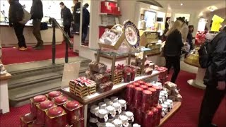 Inside the Buckingham Palace Shop