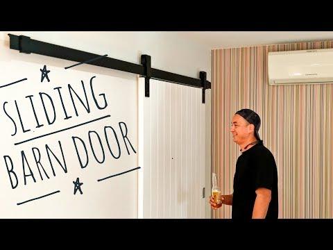 install-a-sliding-barn-door-modern