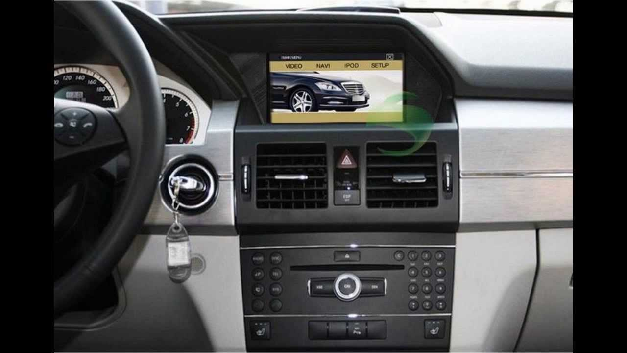 2008 2009 2010 2011 2012 Mercedes X204 Glk300 Glk350 How To Remove