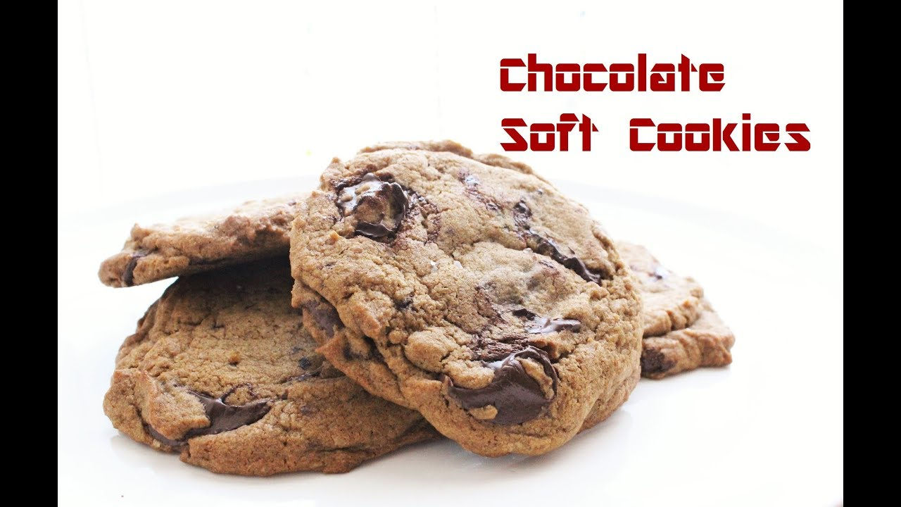 朱古力軟曲奇 Mrs fields soft chocolate chips cookies - YouTube