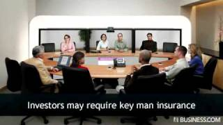 Business.com -  What is Key Man Insurance?