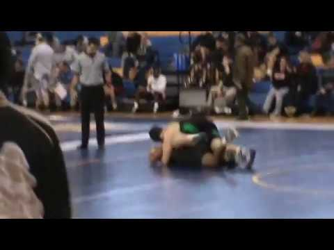 Garner Fleming - Varsity Wrestling - Eastern Alamance High School