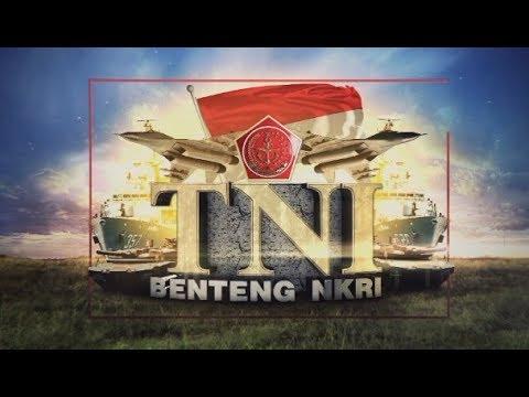 Live Streaming Now! Puncak Perayaan HUT TNI ke 72; Unjuk Kemampuan Prajurit TNI Indonesia
