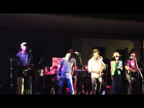 Spam Allstars Live @ Party In The Plaza Lake Worth, FL 06-03-2011