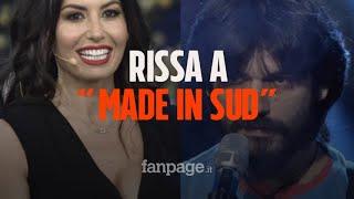 Zapętlaj Rissa a Made in Sud tra Gino Fastidio ed Elisabetta Gregoraci, il comico allontanato dal programma | Fanpage.it