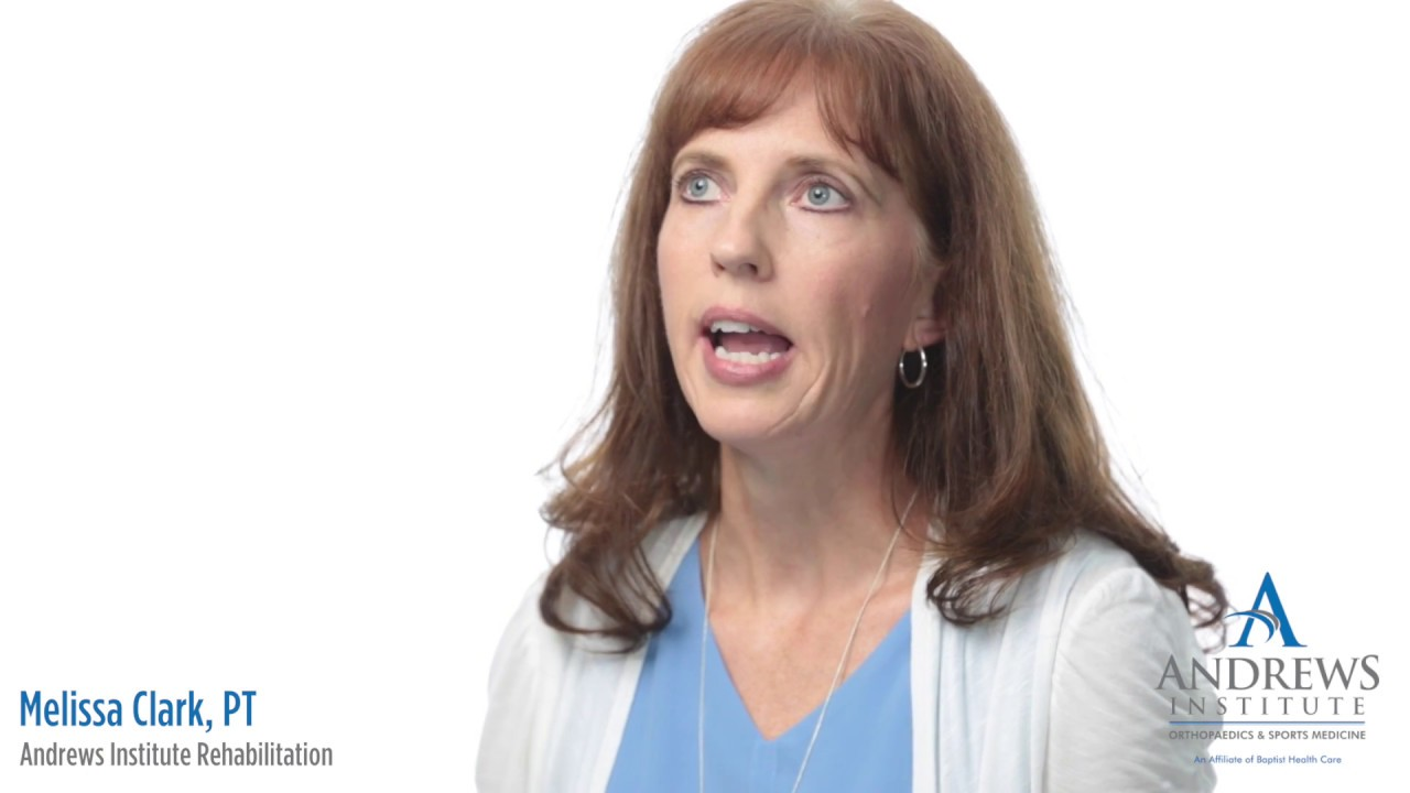 Melissa Clark Pt On On Neurodevelopmental Treatment Ndt In