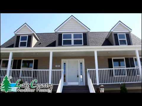 Affordable Homes from Lake Country Modular Homes