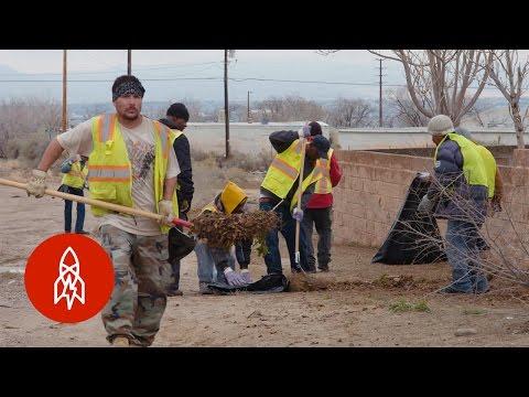 A Man, A Van, A Plan: Albuquerque's Fight Against Homelessness