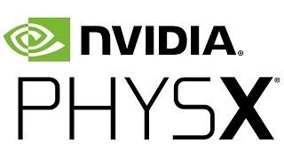 PhysX driver (Gforce) - Eliminar el cartel en pantalla