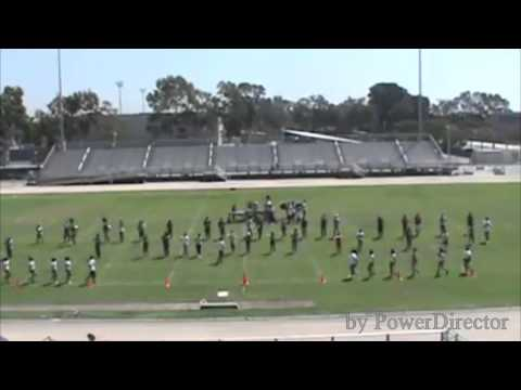 Cabrillo marching band 2015-16