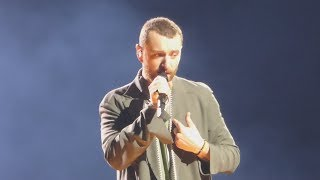 Sam Smith-Palace- Live Forum Assago Milano  11/5/2018