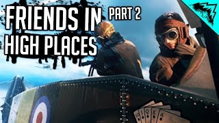 battlefield 1 campaign friends in high places single player playthrough part 2