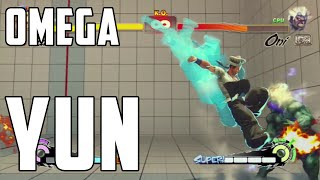 Omega Yun Combo Video [60fps]