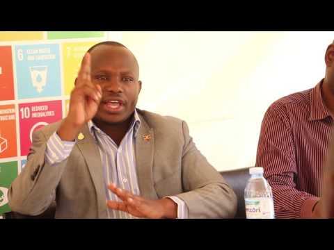 #tondekamabeka - Ambrose, Uganda National Association of the Deaf, Speaking for PWD