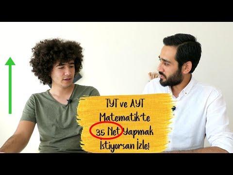 TYT ve AYT Matematik'te 35+ Net Yapmak İstiyorsan İzle! | YKS2019