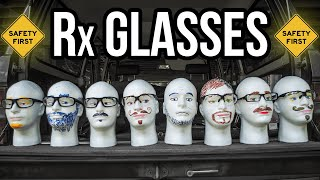 Science Time: Standard Rx Glasses vs. Legit Rx Shooting Glasses