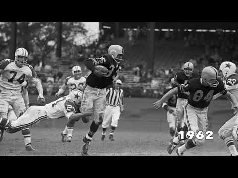 Vintage photos of the Pittsburgh Steelers - originally called the Pirates