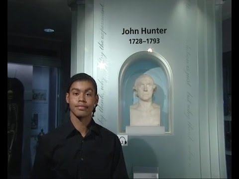 Hunterian Museum video guide