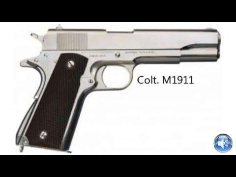 Colt M 1911 Pistol Sound Effects One Shot !I! Pistol Sound Effects Free Download