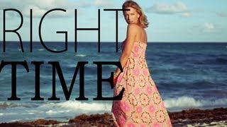 Tom Novy & Veralovesmusic - The Right Time (Official Video HD)