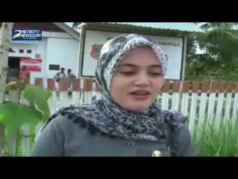 bu lurah cantik dan muda dari Gorontalo