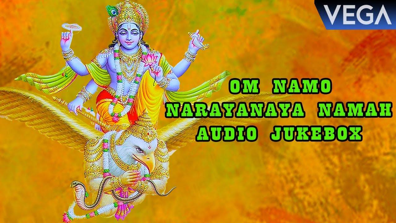 Carnatic Songs - Om namO nArAyaNA