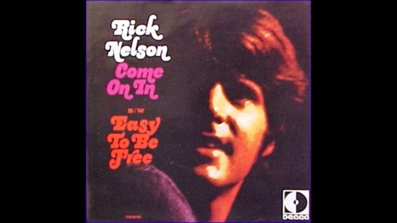 Ricky Nelson Love Story - YouTube
